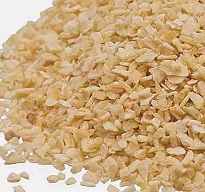 Minced Dry Garlic - 8 oz